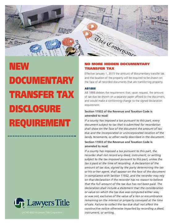 New Doc Tax Disclosure Requirement-page-001